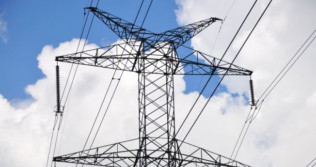 Electricity pylons are independent structures for the energy industry.