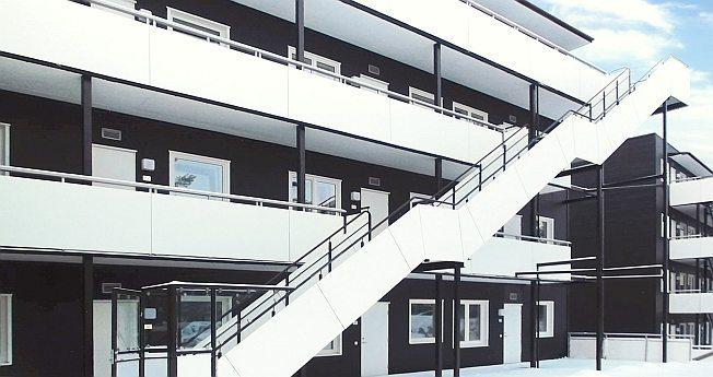 Industrial stairs TLC