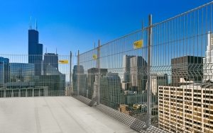 Construction-site-protection systems