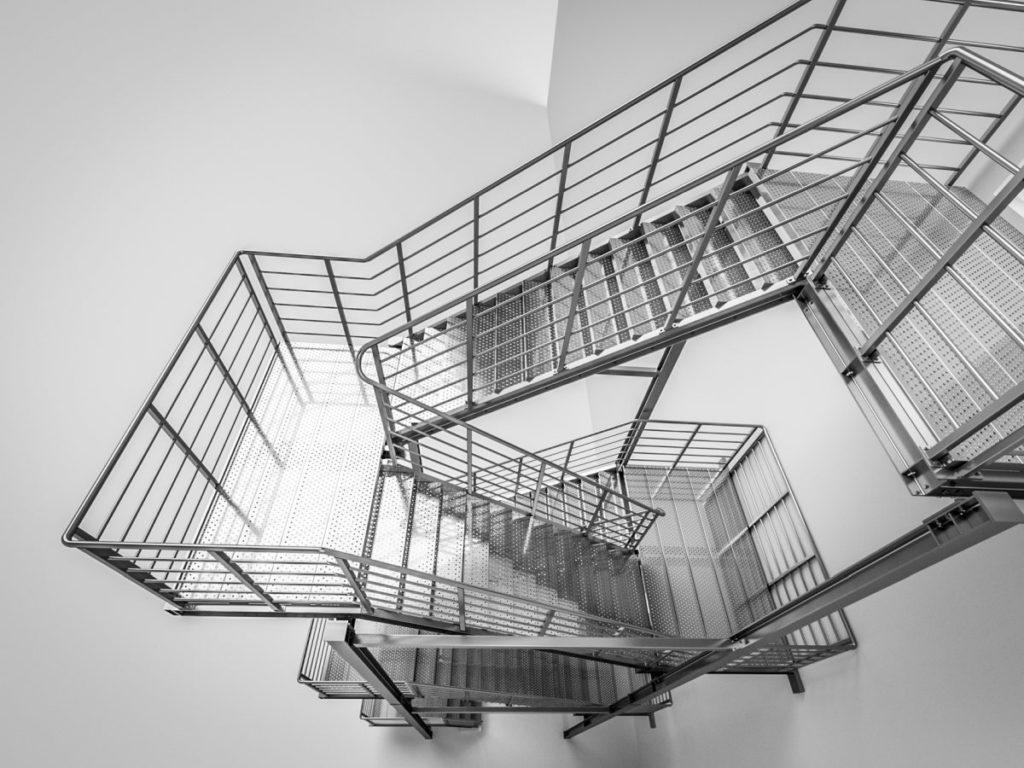 Stair steps