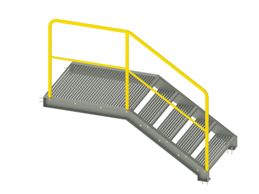 Railings and guardrails