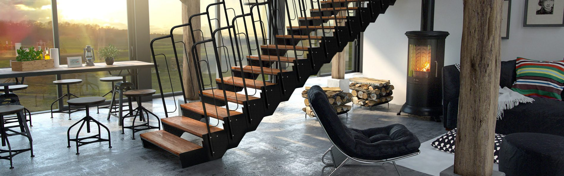 modular stairs uk