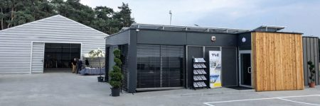 New TLC Rental department Poznań Poland