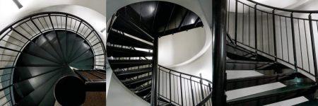 TLC Spiral stairs Sweden