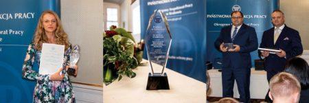 nagroda państwowej inspekcji pracy prracodawca - organizator pracy bezpiecznej