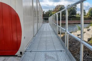 """STRABAG and tlc group cooperate in Wrocław – """"The Bridge"""" hotel as an architectural complement to the Ostrów Tumski area"""