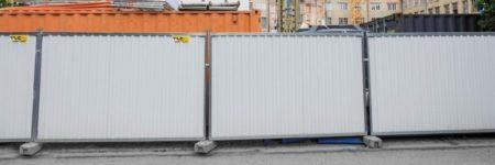 Hoarding Fences