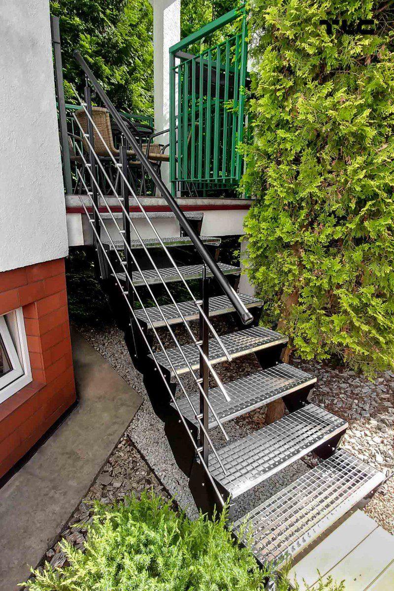 Asta modular stairs